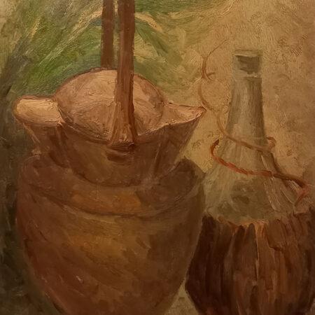 Brocca di rame
